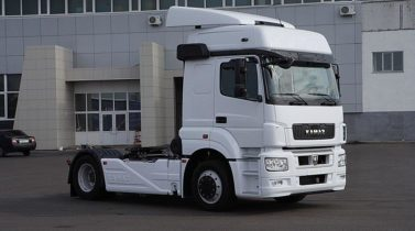SPECIAL OFFER - 25% OFF - KAMAZ 5490 4X2