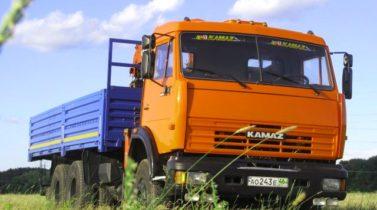 KAMAZ-53229 6X4 GVW 25000 KG