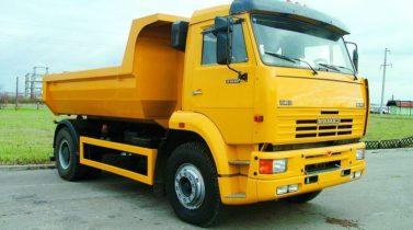 KAMAZ-53605 4X2 GVW 20500 KG