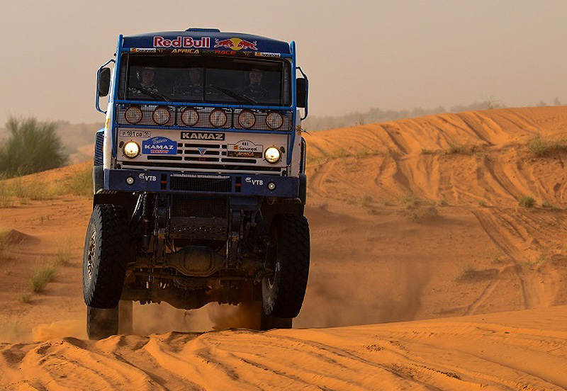 """KAMAZ deliberately resorted to setting itself higher tasks"""