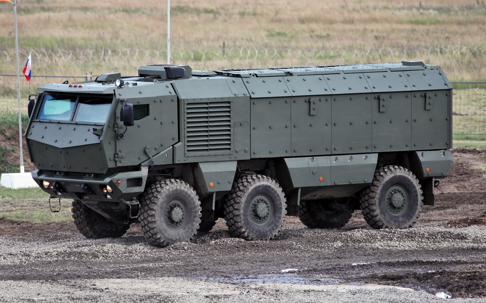 Kamaz 63968 Typhoon Russian Multi Functional Modular