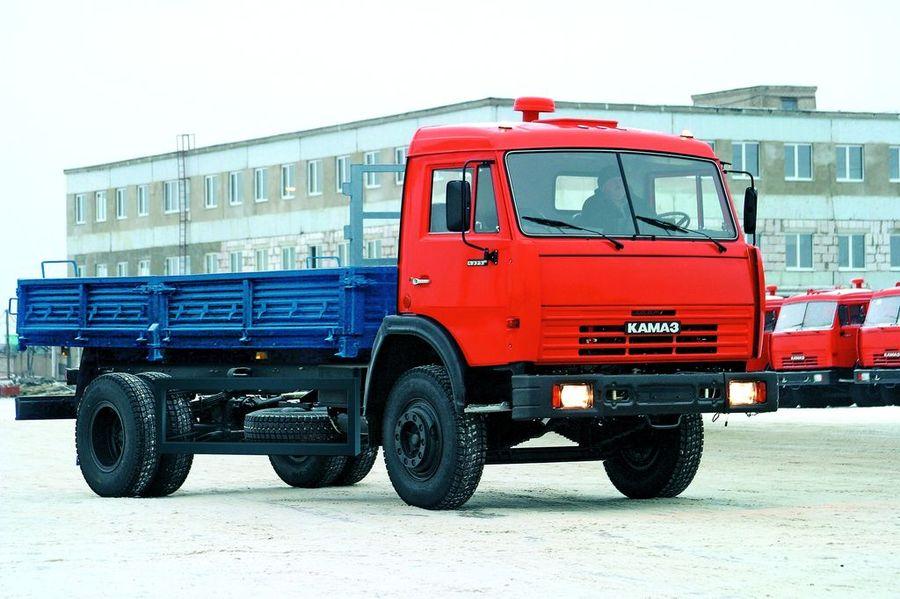 KAMAZ-43253 4X2 GVW 14740 KG
