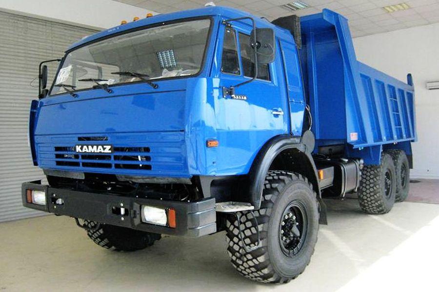 KAMAZ-45141 6X6 GVW 20500 KG