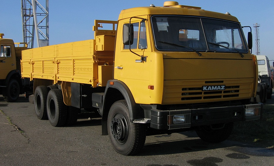KAMAZ 53229 6X4 GVW 25000 KG