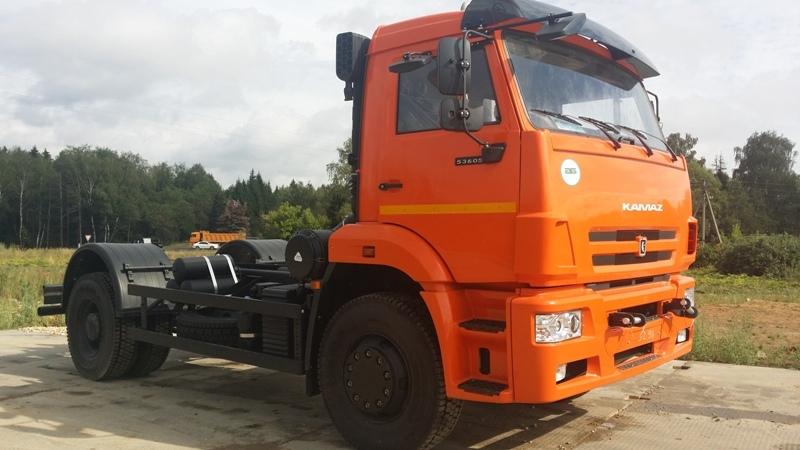 KAMAZ-53605 4X2 GVW 18800 KG