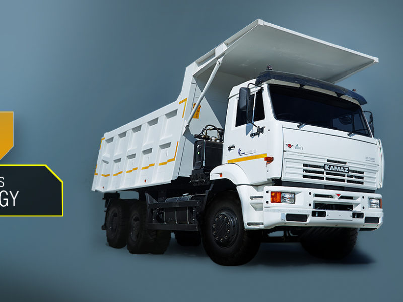 India could become a base for the expansion of Kamaz truck exports in Asia.