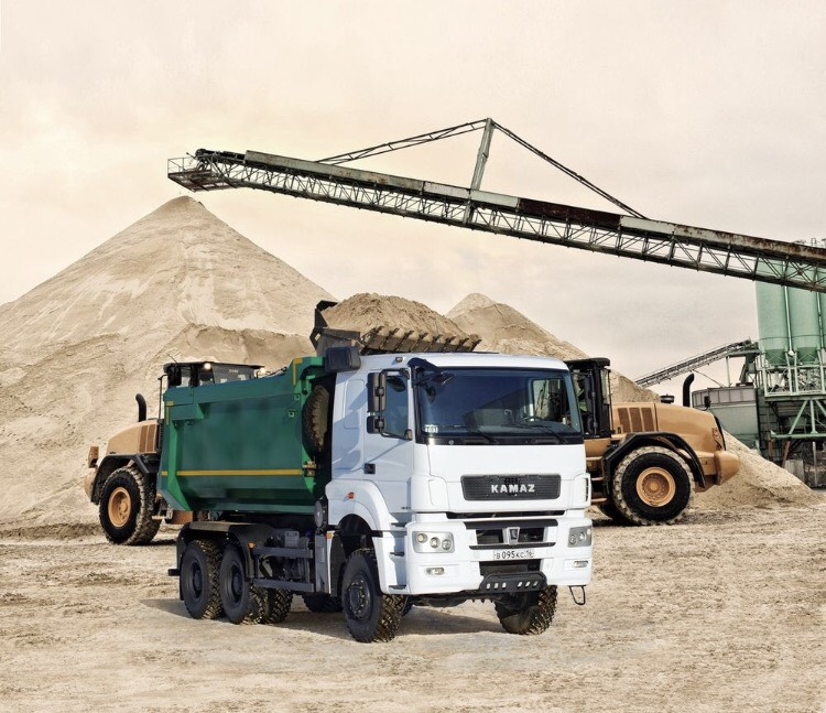 KAMAZ will develop a new engine by 2017