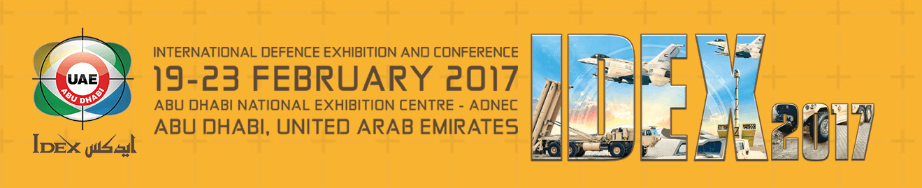 KAMAZ participates in International Defence Exhibition and Conference (IDEX 2017) which takes place at the Abu Dhabi National Exhibition Center, the UAE.