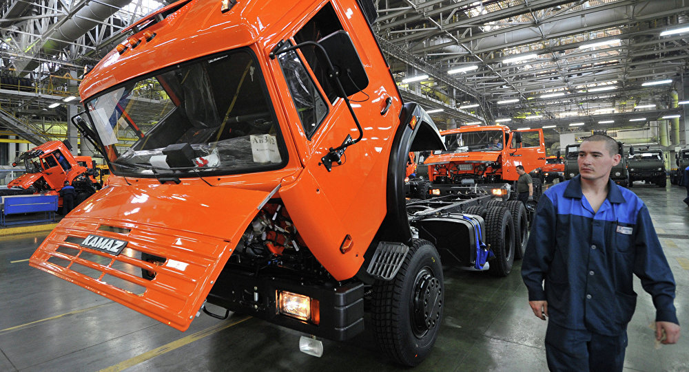 Pedal to the Metal: Russian Commercial Truck Sales Jump Whopping 40%