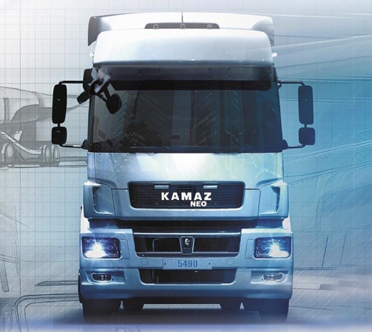 KAMAZ-5490 WILL BE UPGRADED